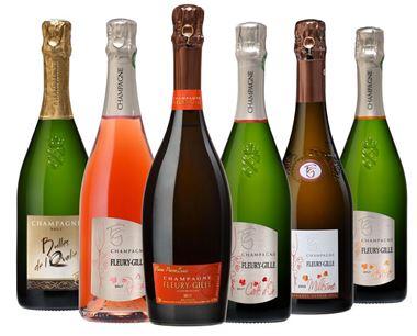 Champagne Fleury-Gille Découverte