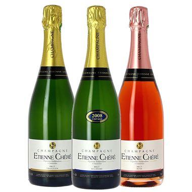 Champagne Etienne Chéré Coffret Découverte