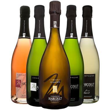 DECOUVERTE Champagne Michel Marcoult