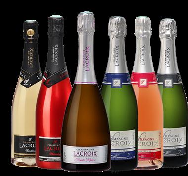 Champagne LACROIX Coffret découverte