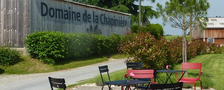 Flamagic au domaine de La Chapinière