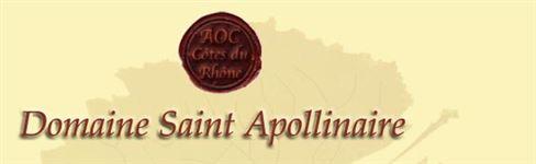 Domaine Saint Apollinaire