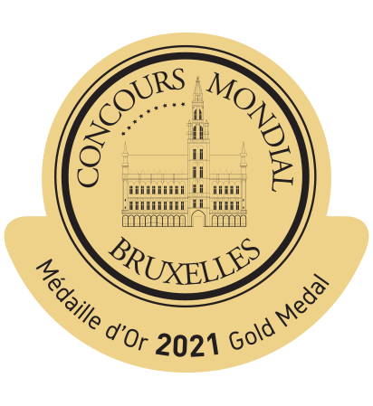 Concours mondial de Bruxelles 2019 : Or