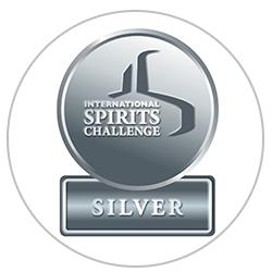 International Spirits Challenge 2018 : Silver Medal