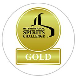 International Spirits Challenge 2018 : Gold Medal