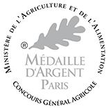 Concours général agricole 2016 : Médaille d'argent