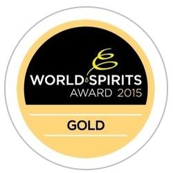 World Spirits Awards 2018 : Gold Medal