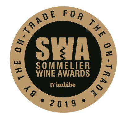 Sommelier Wine Awards 2020 : Médaille d'or