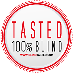 Blind tasted 2019 : 86 / 100
