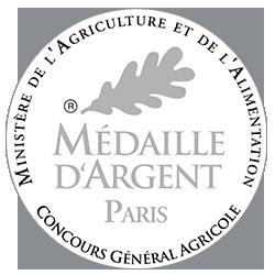 Concours Agricole de Paris 2011 : Médaille d'argent