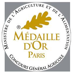 Concours Agricole de Paris 2016 : Médaille d'or