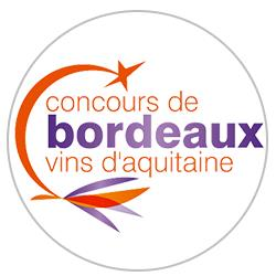 Concours de Bordeaux 2012 : Médaille d'or