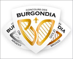 Burgondia 2017 : Burgondia d'or