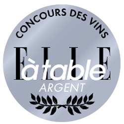 ELLE à Table 2015 : Silver medal