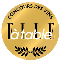 ELLE à Table 2015 : Gold medal