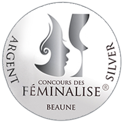 Concours des vins Féminalise 2018 : Médaille d'argent