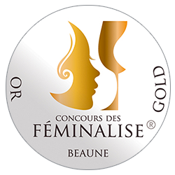Concours des vins Féminalise 2016 : Médaille d'or