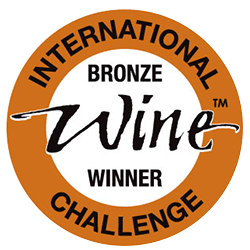 International Wine Challenge 2017 : Médaille de bronze