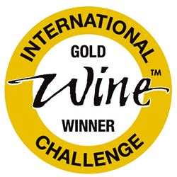International Wine Challenge 2018 : Gold medal