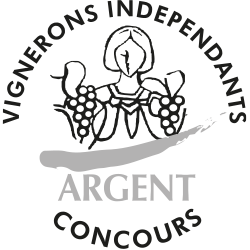 Concours des vins des vignerons indépendants 2018 : Médaille d'argent