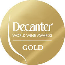 Decanter 2019 : Médaille d'or, 97 points