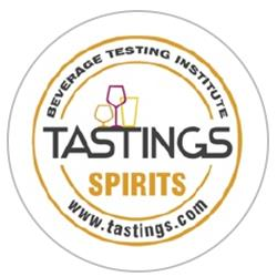 International Review Spirits  2018 : Gold Medal