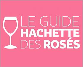 Le Guide Hachette des Rosés 2017 : Vin cité