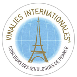 Vinalies Internationales 2018 : Médaille d'or
