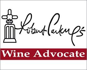 Wine Advocate 2018 : 86/100